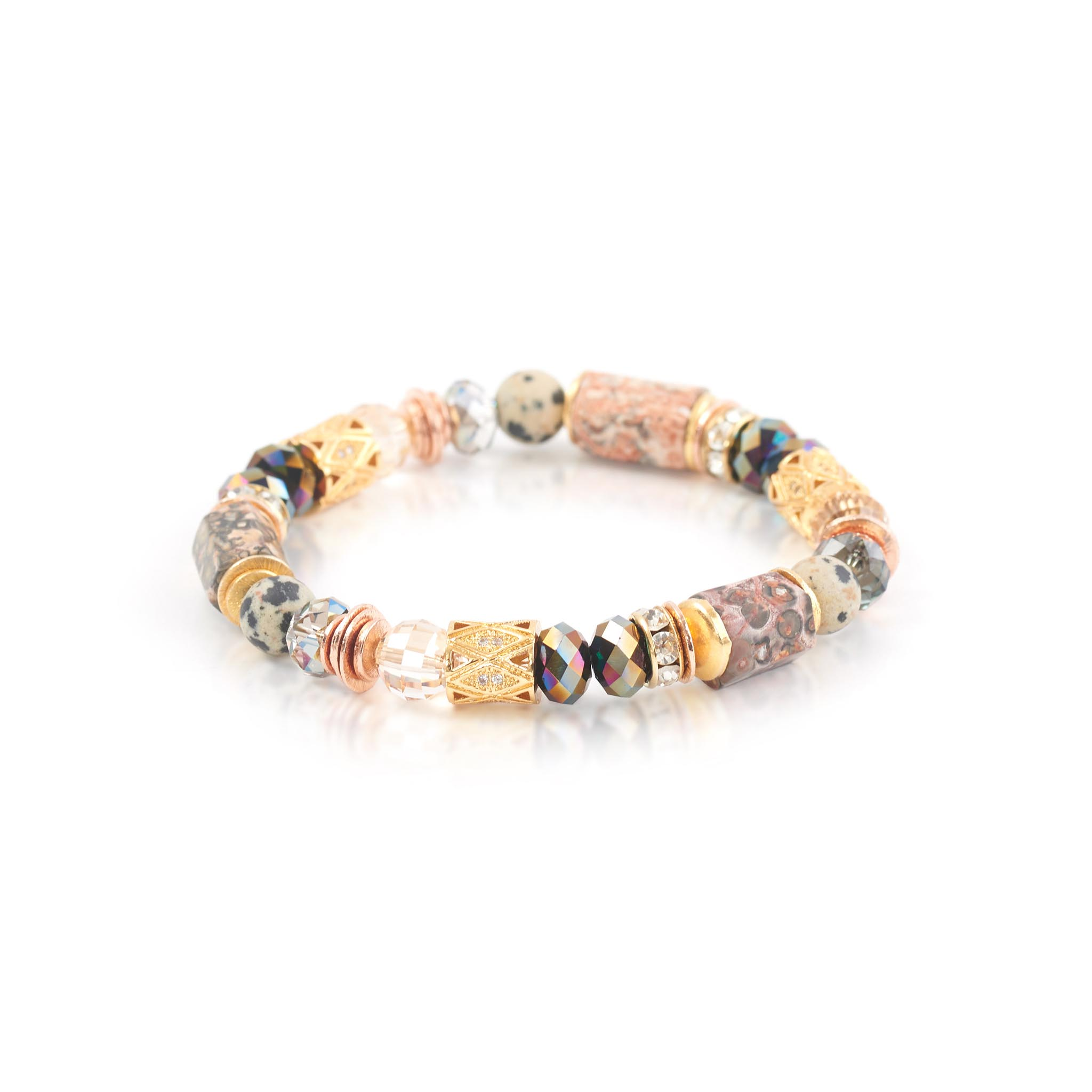 stretch jewelry dust bracelet blue bracelets star druzy products bead groovy in la marble s